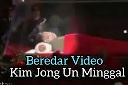 Beredar Video Kim Jong Un Meninggal