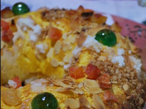 Roscón de calabaza sin gluten