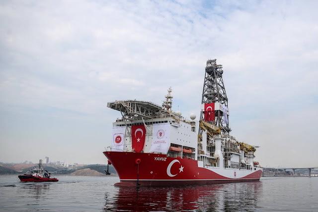 Παράνομες τουρκικές ενέργειες και στο Καστελόριζο;