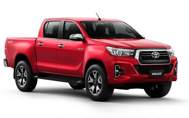 Toyota Hilux e SW4 2020: fotos, preços e novidades
