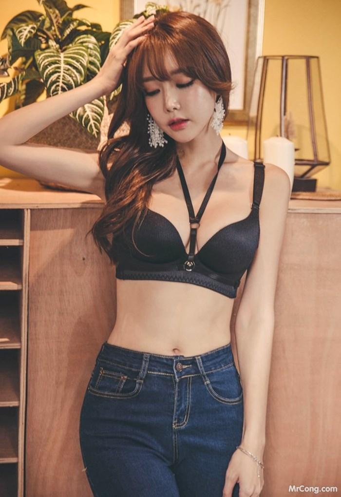 Image Korean-Model-Yoon-Ae-Ji-MrCong.com-009 in post Người đẹp Yoon Ae Ji trong bộ ảnh nội y tháng 10/2017 (262 ảnh)