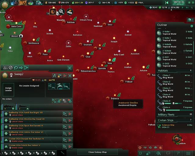 Stellaris Screenshot