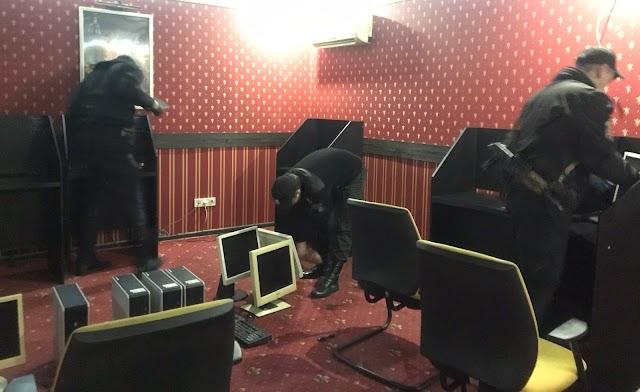 У Василькові викрили черговий підпільний гральний заклад