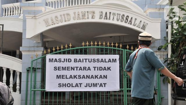 Ustaz Hilmi: Shalat Jumat Aja Ditiadakan, Pake Dalil Apalagi Meneruskan Pilkada?