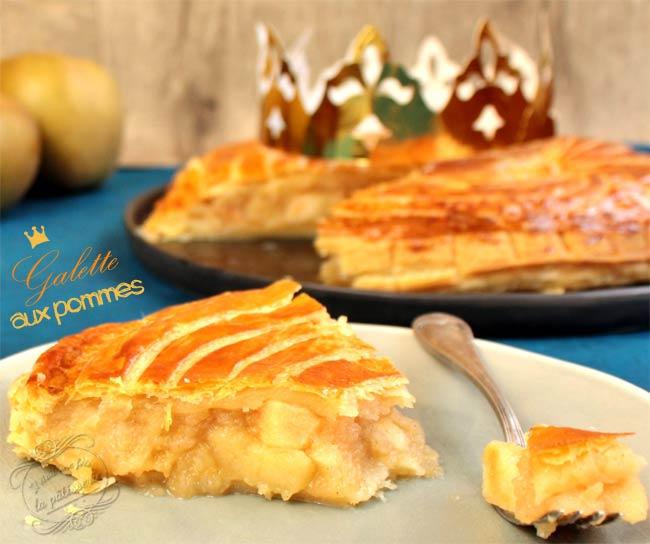 gâteau des rois aux fruits