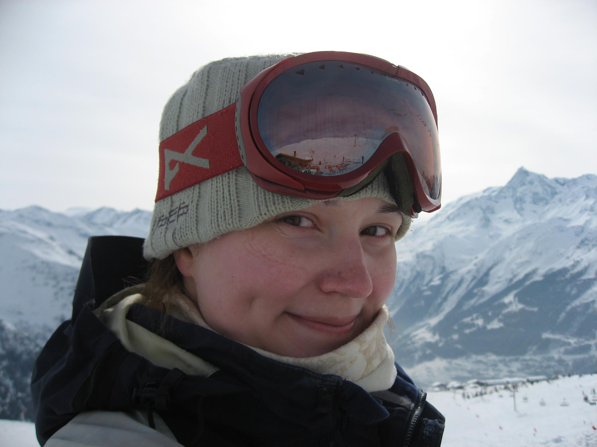 me at slopes