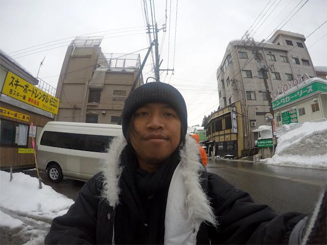 Musim dingin di Jepang