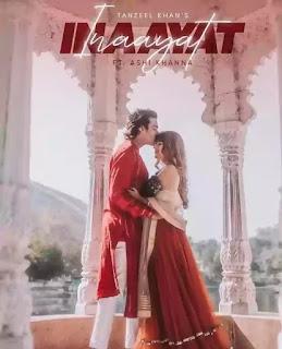 INAAYAT Lyrics - Tanzeel Khan ft. Ashi Khanna