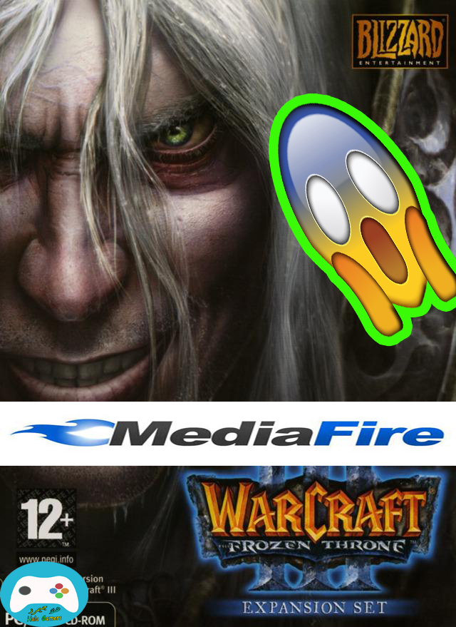 تحميل لعبة warcraft 3 من ميديا فاير