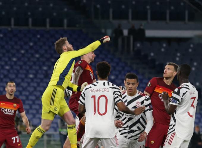 Roma-Manchester 3-2: vincono i giallorossi, ma non basta