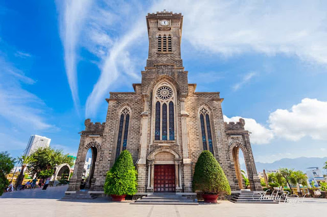 Nha Trang Stone Church