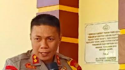 Polres Tana Toraja Amankan  6 orang Di Jumat Malam, Ini Tindak Lanjutnya