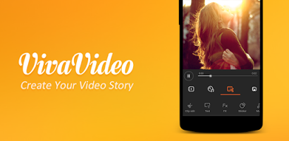 Aplikasi edit video android Vivavideo