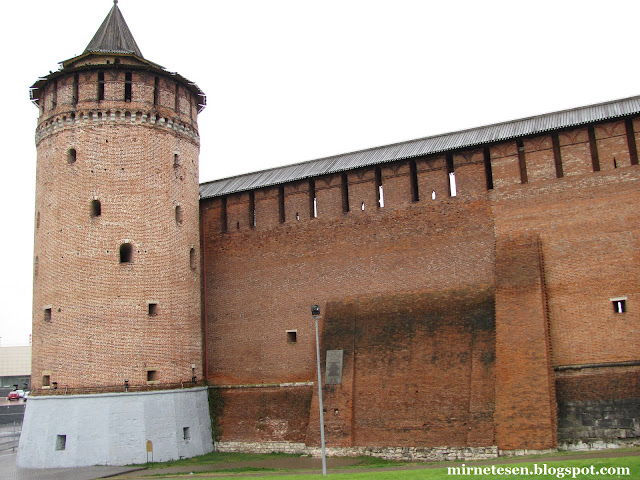 Коломенский кремль - Маринкина башня