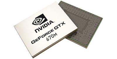 Nvidia GeForce GTX 670M(ノートブック)ドライバーのダウンロード