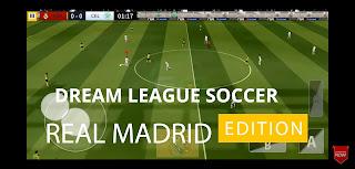 Dream League Soccer 2022 Real Madrid Mod - DLS 22 MOD (Apk+Obb+Data)