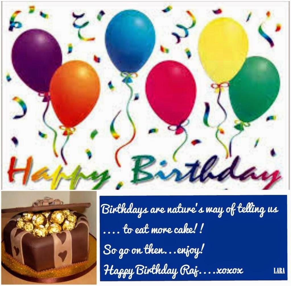 Happy Birthday Raj Happy Birthday Raj