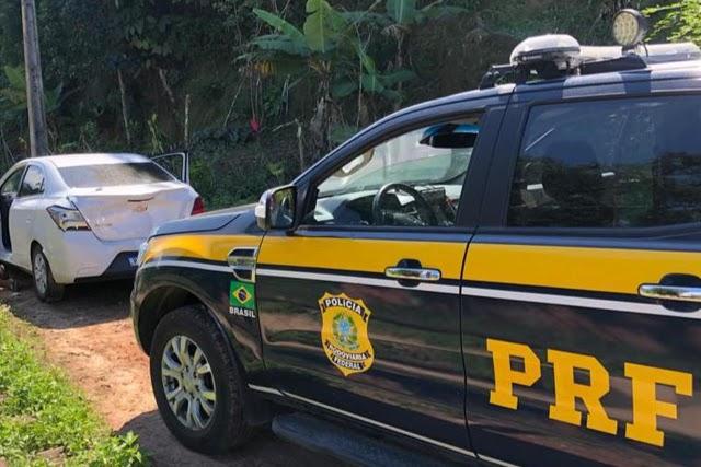 PRF prende homem acusado de envolvimento no sequestro de garoto em Miguel Calmon