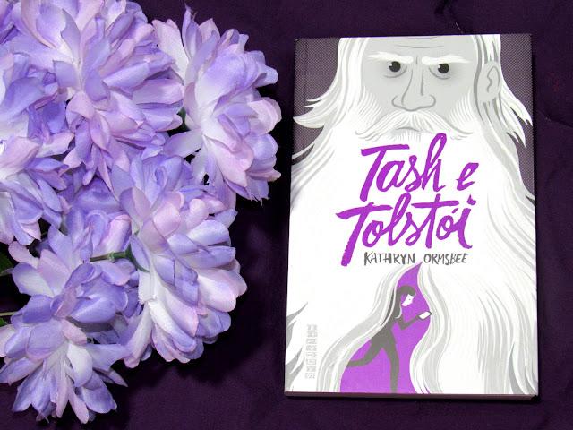 Li até a página 100 #EspecialReadAlong - Tash e Tolstói
