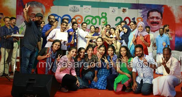 Kerala, News, Kasaragod, Winner, Kudumbashree, Cultural Fest, Kudumbasree State Kalamela; Kasaragod winners