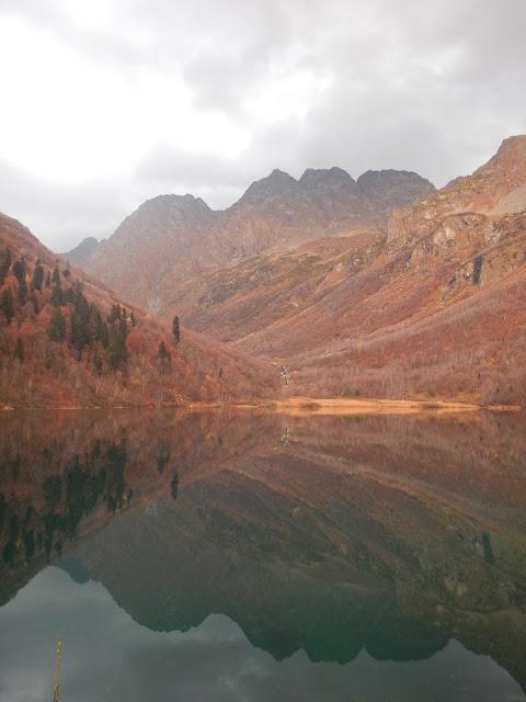 Озеро Кардывач, Красная поляна, Кавказские горы