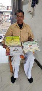 मात्र 15 बीघा जमीन में ज्यादा लाभ कमा रहे तराना के किसान हरिशंकर