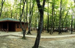 Fatih Çesmesi Tabiat Parkı İstanbul