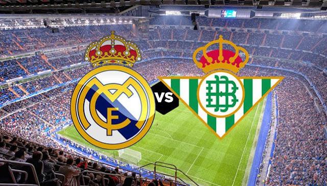 موعد مباراة ريال مدريد القادمه ضد ريال بييتس فى الجولة 33 من الدوري الاسباني