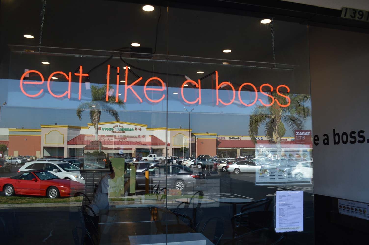 This Is Where You Can Eat Like A Boss In Little Saigon - Baos Hog