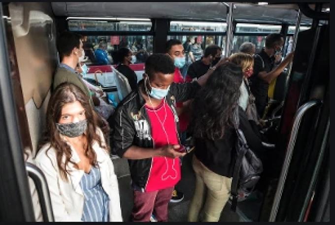 Come si può viaggiare sicuri su metro e bus?