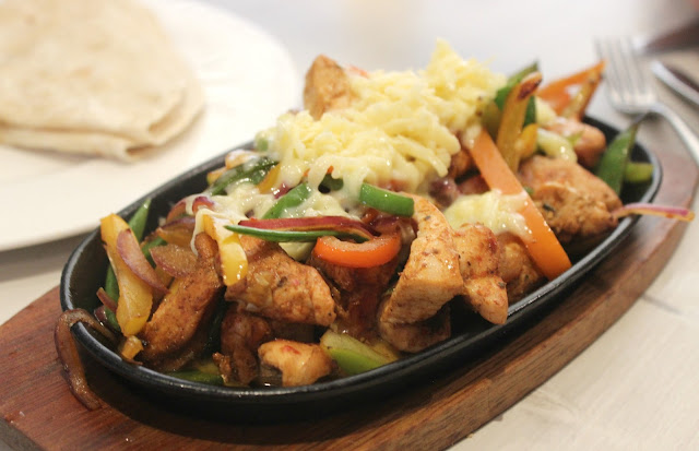 Browns Lane Chicken Fajitas Review