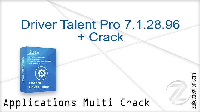 Driver Talent Pro 7.1.28.96 + Crack