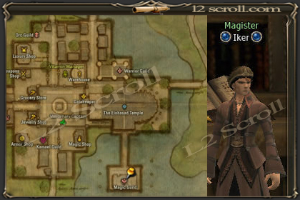 L2 Scroll: Test of Witchcraft