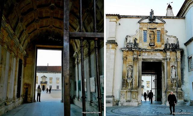 Porta Férrea - Universidade de Coimbra