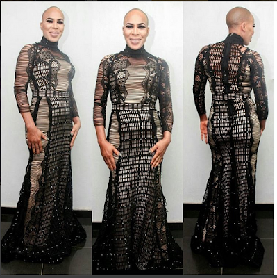 Actress Faithia Balogun Wows In Gown To The 100 Most Influential Deltans Event