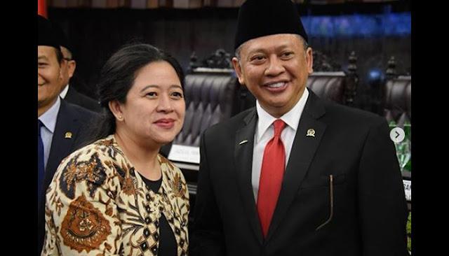 MPR Sebut UUD 45 Bisa Diubah, Tengku: Coba yang Bicara itu Kelompok Bersorban, Langsung Dituduh Makar