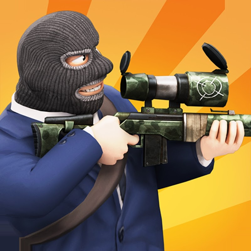 Snipers vs Thieves v1.0.39848 Apk Mod+Data [Munição Infinita]