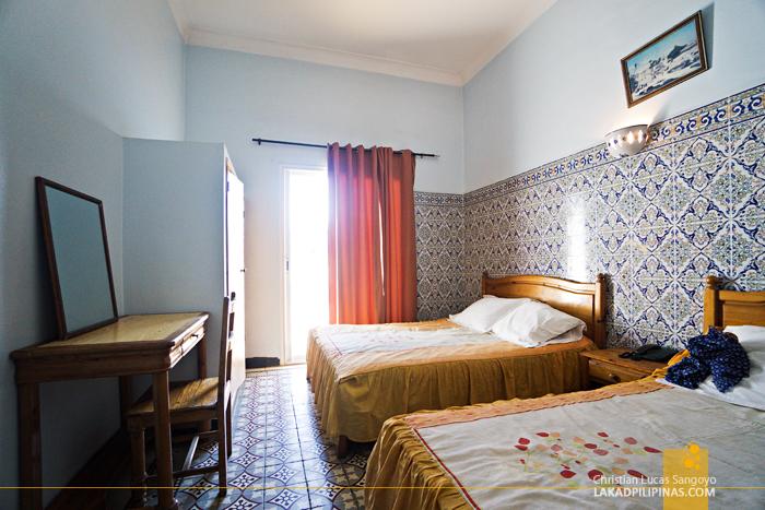 Rabat Three Day Itinerary Hotel Splendide