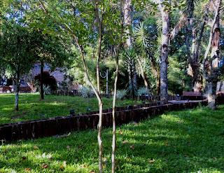 O Horto Florestal de Nova Prata