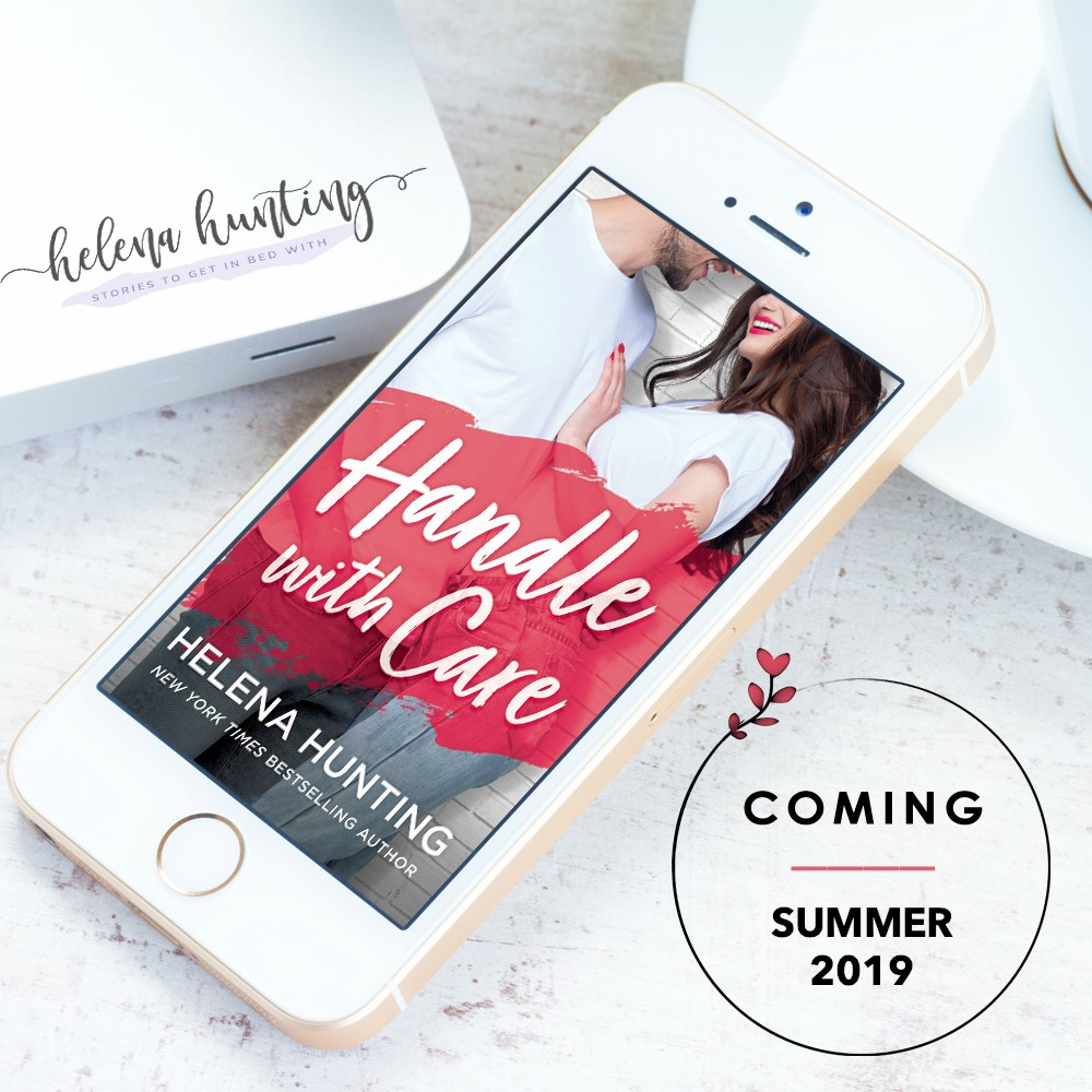 Cover Reveal: Handle With Care by Helena Hunting | About That Story