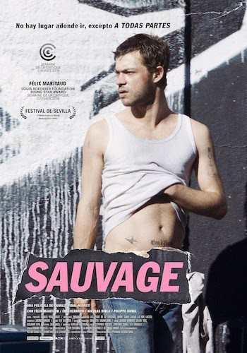 Salvaje - Sauvage - PELICULA - Francia - 2018