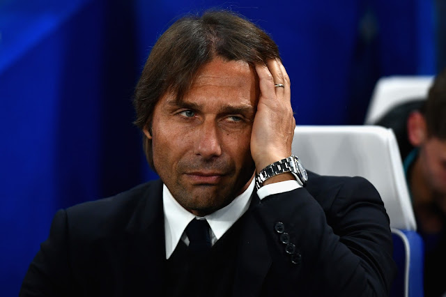 Antonio Conte explains why he wants to end the season with massive beard