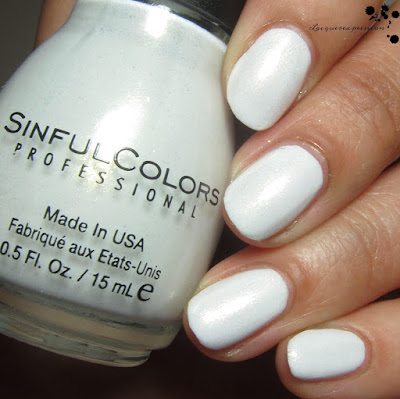trump card nail polish swatch by sinfulcolors