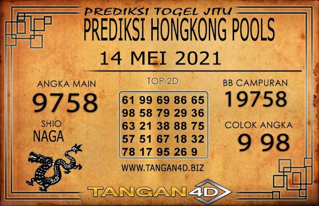 PREDIKSI TOGEL HONGKONG POOLS TANGAN4D 14 MEI 2021