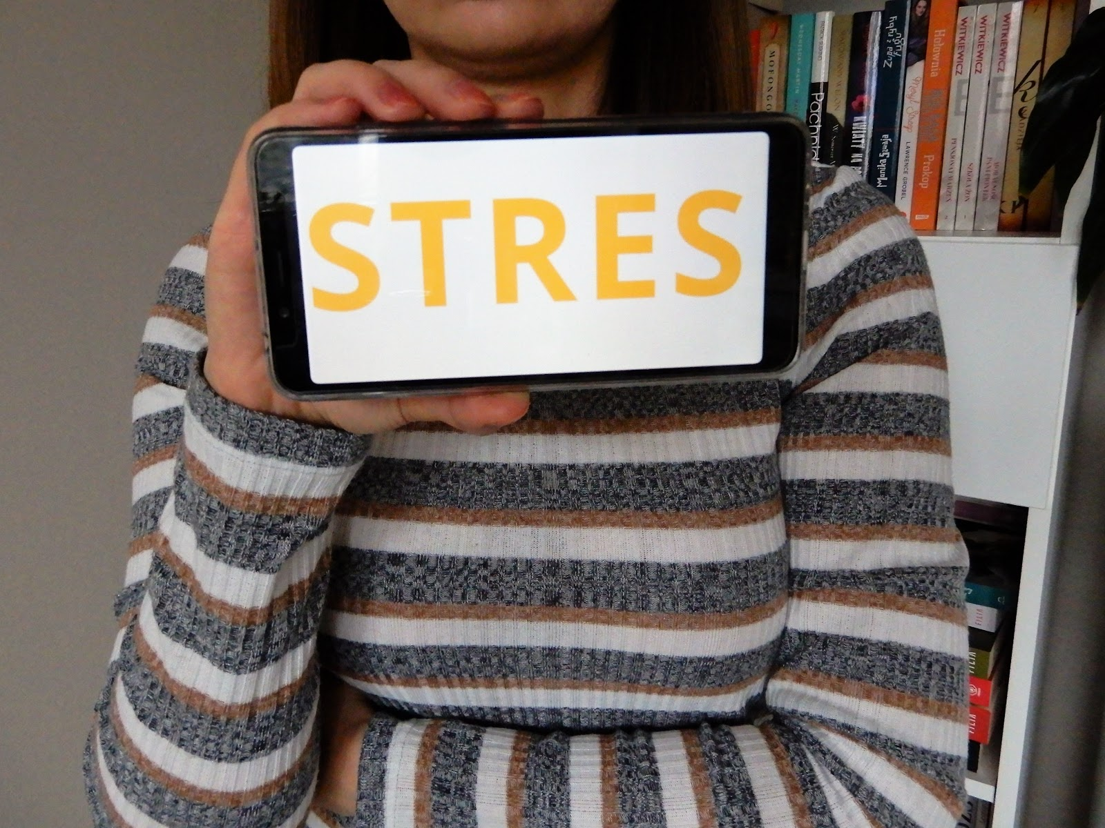 Temat miesiąca: Negatywne skutki stresu - moja historia