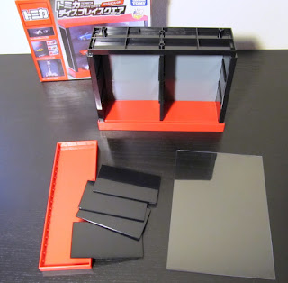 tomica square display case