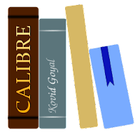 Calibre is an open source e-book library management solution