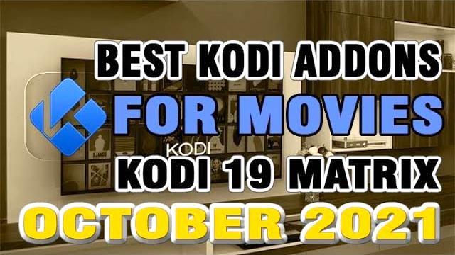 Top 5 Best Kodi 19 Matrix Addons