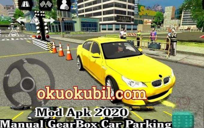 Manuel Şanzıman Otopark v4.5.3 MOD APK (Sınırsız Para) İndir 2020