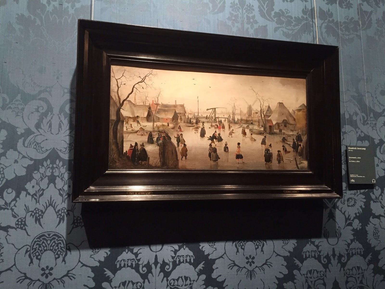 Mauritshuis z dziecmi